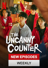 Search netflix The Uncanny Counter