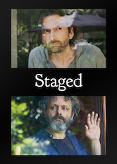 Search netflix Staged
